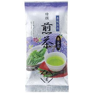 (まとめ)井六園 来客用特選煎茶 100g 5袋セット【×5セット】 - 拡大画像