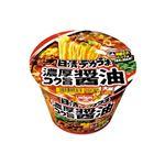 (まとめ)日清食品 日清デカうま 濃厚コク旨醤油 12食入【×5セット】