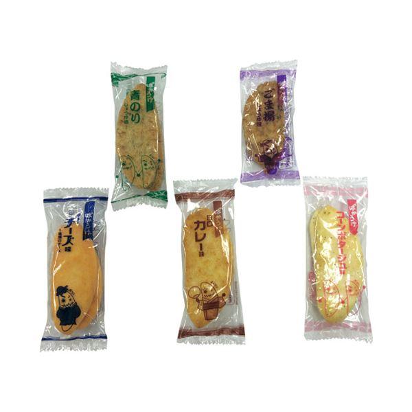 (まとめ)栗山米菓 ばかうけアソート 40枚入袋【×50セット】
