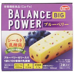 (まとめ)ハマダコンフェクト バランスパワービッグ ブルーベリー 2袋入【×20セット】