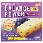 (まとめ)ハマダコンフェクト バランスパワービッグ ブルーベリー 2袋入【×20セット】 border=