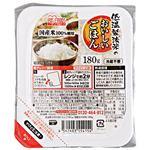 (まとめ)アイリスオーヤマ 低温製法米のおいしいごはん 180g×10食【×5セット】