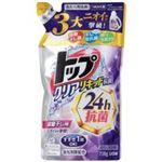 (まとめ)ライオン トップクリアリキッド抗菌 詰替 720g(×50セット)