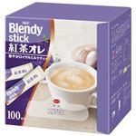 (まとめ)味の素AGF  Blendyスティック 紅茶オレ 100本(×5セット)
