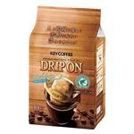(まとめ)キーコーヒー  ドリップオン メローブレンド 8g×10袋(×50セット)
