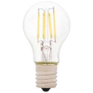 (まとめ)Panasonic LEDミニクリプトン球25形E17 昼白色(×10セット) - 拡大画像