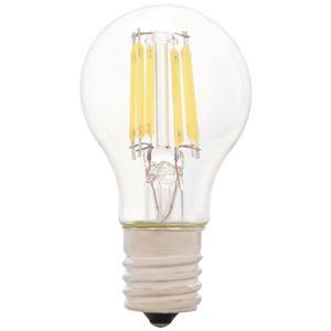 (まとめ)Panasonic LEDミニクリプトン球40形E17 昼白色(×10セット) - 拡大画像