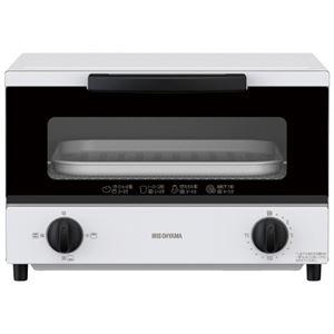アイリスオーヤマ オーブントースター 4枚焼き EOT-032-W - 拡大画像