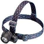 (まとめ)東芝 LEDヘッドライト ブラック BKL-403(K)(×5セット)