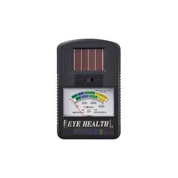 (まとめ)シンワ測定 照度計 アイヘルス(×2セット)