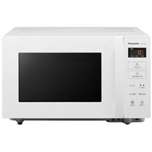 Panasonic 単機能レンジ NE-FL100-W - 拡大画像