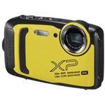 富士フイルム デジタルカメラFX-XP140Yイエロー