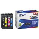 エプソン インクカートリッジMUG-4CL 4色パック