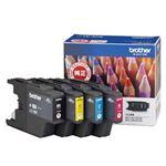 ブラザー インクカートリッジ LC12-4PK 4色