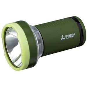 (まとめ)三菱電機 LEDランタンライト CL-9301G グリーン【×5セット】 - 拡大画像