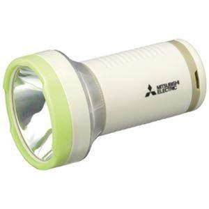 (まとめ)三菱電機 LEDランタンライト CL-9301C アイボリー【×3セット】 - 拡大画像