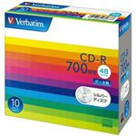 (まとめ)Verbatim Japan CD-R  700MB  SR80FC10V1 10枚【×30セット】