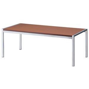 【組立設置費込】ジョインテックス 応接センターテーブル KE-1260WN