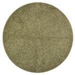 抗菌防臭 ラグマット/絨毯 【160R グリーン】 円形 日本製 折りたたみ 防ダニ ホットカーペット 通年可 『デタント』