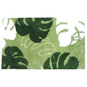 インテリアマット ステラ 45cm×75cm グリーン