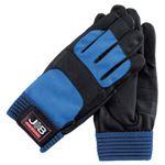 (まとめ)作業用手袋/スパイダー1  【LLの幅広タイプ×5セット】  洗える  ジョブマスター  JWG-150LLW