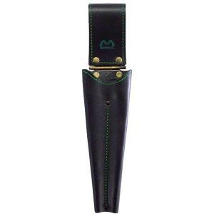 電工ポケット WAIST GEAR 【ドライバー差しスリムタイプ】 グリーン(緑) マーベル MDP-36SG