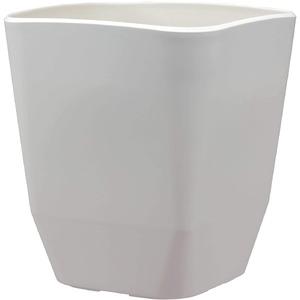 (まとめ)アップルウェアー アトリエスクエア 290型 ホワイト【×3セット】 - 拡大画像
