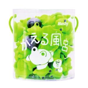 【HaShy】かえる風呂 HB‐2854 50匹セット - 拡大画像
