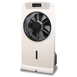 ミスト冷風扇(冷却扇風機) CuCuLu WS-001 - 拡大画像