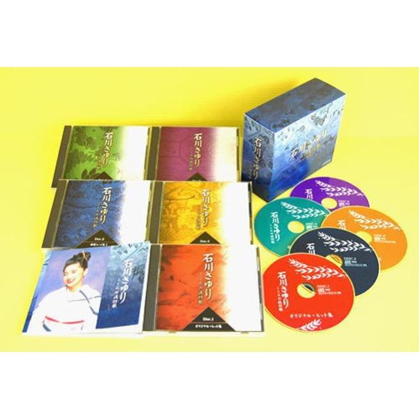 【送料無料】石川さゆり こころの流行歌 CD-BOX CD5枚組