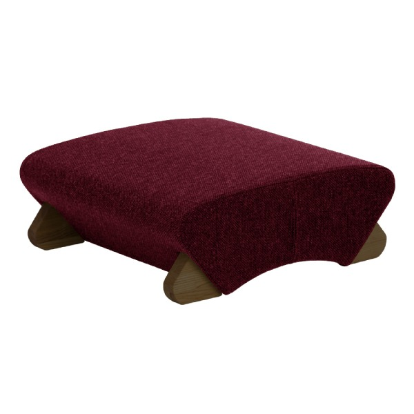 和空間にもマッチ!モダンな床座スタイルを演出する「デザイン座椅子 脚:ダーク/布:ワインレッド 【Mona.Dee モナディー】WAS-F」