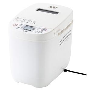 TWINBIRD ホームベーカリー 1斤 1.5斤 こね 発酵 焼き の独立モード搭載 PY-E635W