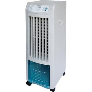 TEKNOS 冷風扇 リモコン付き TCW-010 - 拡大画像