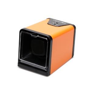T-SELECTIONS 1本巻きワインディングマシーン 4モード 1年無償修理保証付 全3色 オレンジ T-005112-OR - 拡大画像
