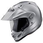 アライ(ARAI) オフロードヘルメット TOUR-CROSS 3 アルミナシルバー M 57-58cm