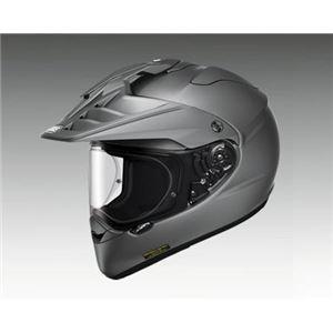 ショウエイ(SHOEI) ヘルメット HORNET ADV マットディープグレー M - 拡大画像