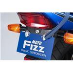 タナックス(TANAX) MOTO FIZZ カーゴフック(2個入り) シルバー