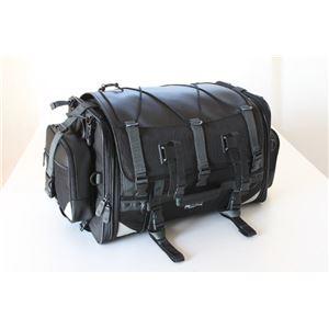 タナックス(TANAX) MOTO FIZZ キャンピングシートバッグ2 ブラック 59-70L - 拡大画像