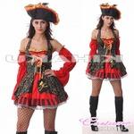 【ハロウィン】パイレーツ 海賊 コスプレ衣装 ハロウィン/4415