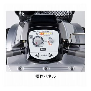 カワムラサイクル 電動カート ロマンスゴールド / KE43【非課税】