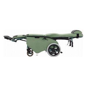 松永製作所 ティルト&フルリクライニング車椅子 エリーゼ モケットタイプ FR-31TR/ エリーゼスキン【非課税】
