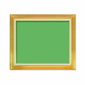 【油額】油絵額・キャンバス額・金の油絵額・銀の油絵額 ■7711 F20号(727×606mm)「ゴールド」 - 拡大画像
