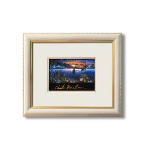 Christian Riese Lassen絵画額 ■ラッセン 9676絵画額 Mystic Places