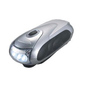 ダイナモライト携帯充電機能付 10個セット - 拡大画像