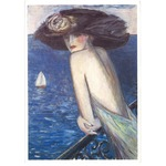 ジャン・ピエール・カシニョール絵画額 ■カシニョール インチ額 海の朝
