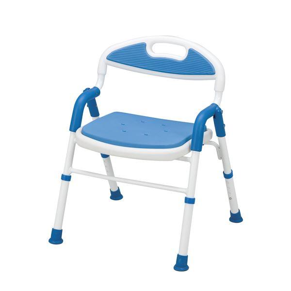 折りたたみシャワーベンチ G-STYLE 自立式 高さ4段階調整可 (入浴用品/介護用品)
