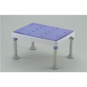 やわらか浴槽台GR 7段階高さ調節付き(3) 【ハイタイプ】 脱着式天板/天板シート (入浴用品/介護用品) - 拡大画像