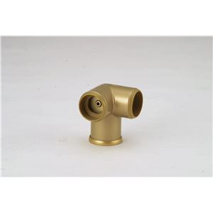 カバー式コーナーエルボ φ3.2・3.5cm(直径)兼用 豊通オールライフ (介護用品)