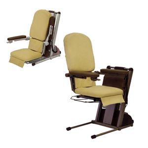 西川リビング 昇降座椅子 独立宣言くるり DSKR - 拡大画像