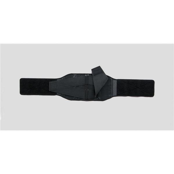 (まとめ)竹虎 骨盤ベルト ランバック M ブラック 33993【×5セット】